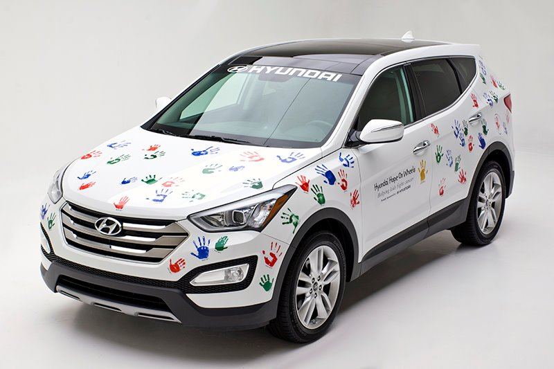 Hyundai's Hope on Wheels