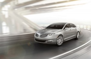 2013 Lincoln MKZ Sedan previews 2015 Lincoln MKC