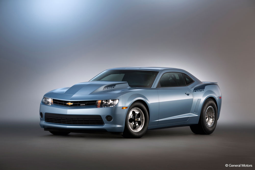 2014 COPO Camaro Program