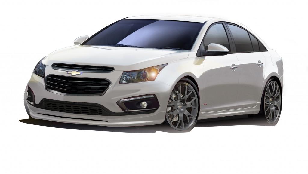 Personalization Cruze Diesel concept