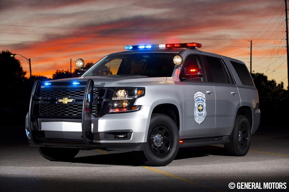2015 Chevrolet Tahoe PPV