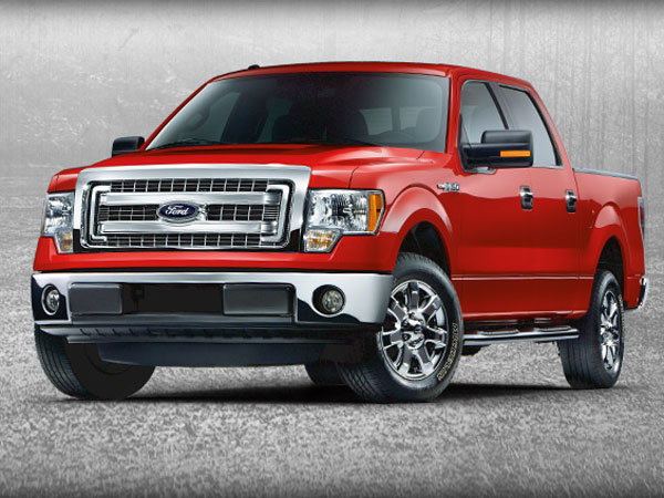 Ford F-Series sales