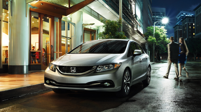 2013 Honda Civic Sedan overview