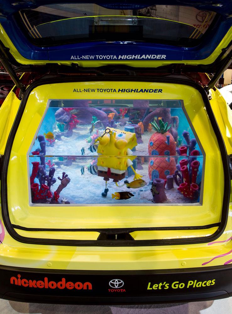 2014 SpongeBob Highlander