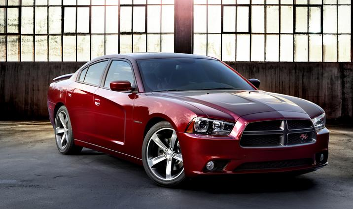 2014 Charger 100th Anniversary Edition