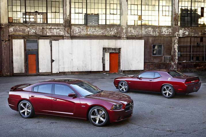 2014 Charger and Challenger 100th Anniversary Editions