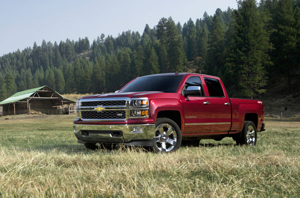 Enter the RacingJunk.com & AED Performance 2014 Truck Giveaway for your chance to win a Chevy Silverado.
