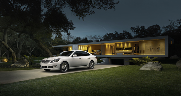 2014 Hyundai Equus A Study In Luxury The News Wheel
