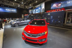 The Refreshed 2014 Honda Civic Coupe