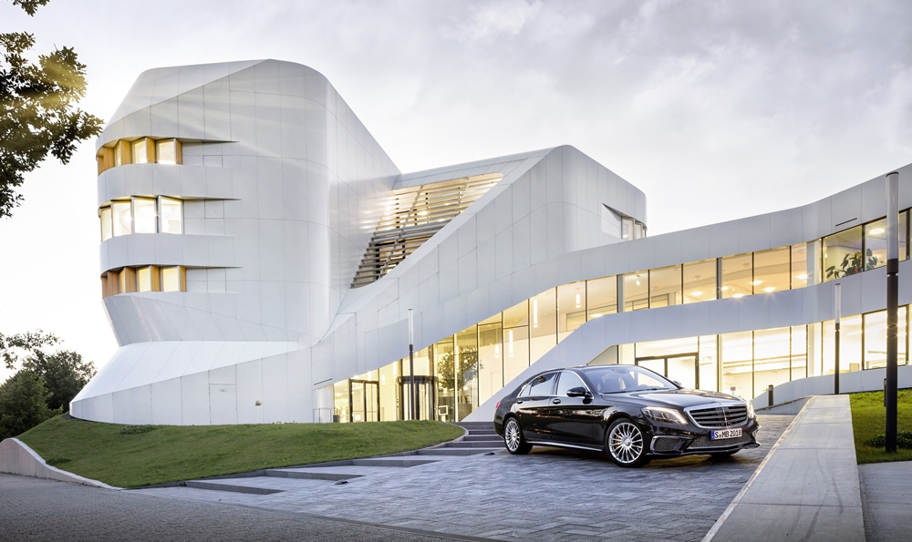 2015 Mercedes S65 AMG House