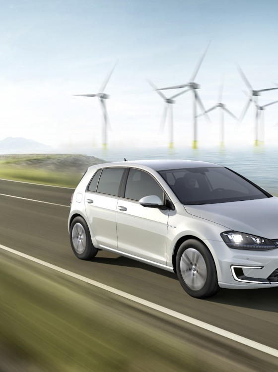 2017 Volkswagen Egolf Marks Vw S First Electric Entry In America The News Wheel