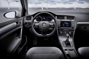 2015 Volkswagen eGolf Modes