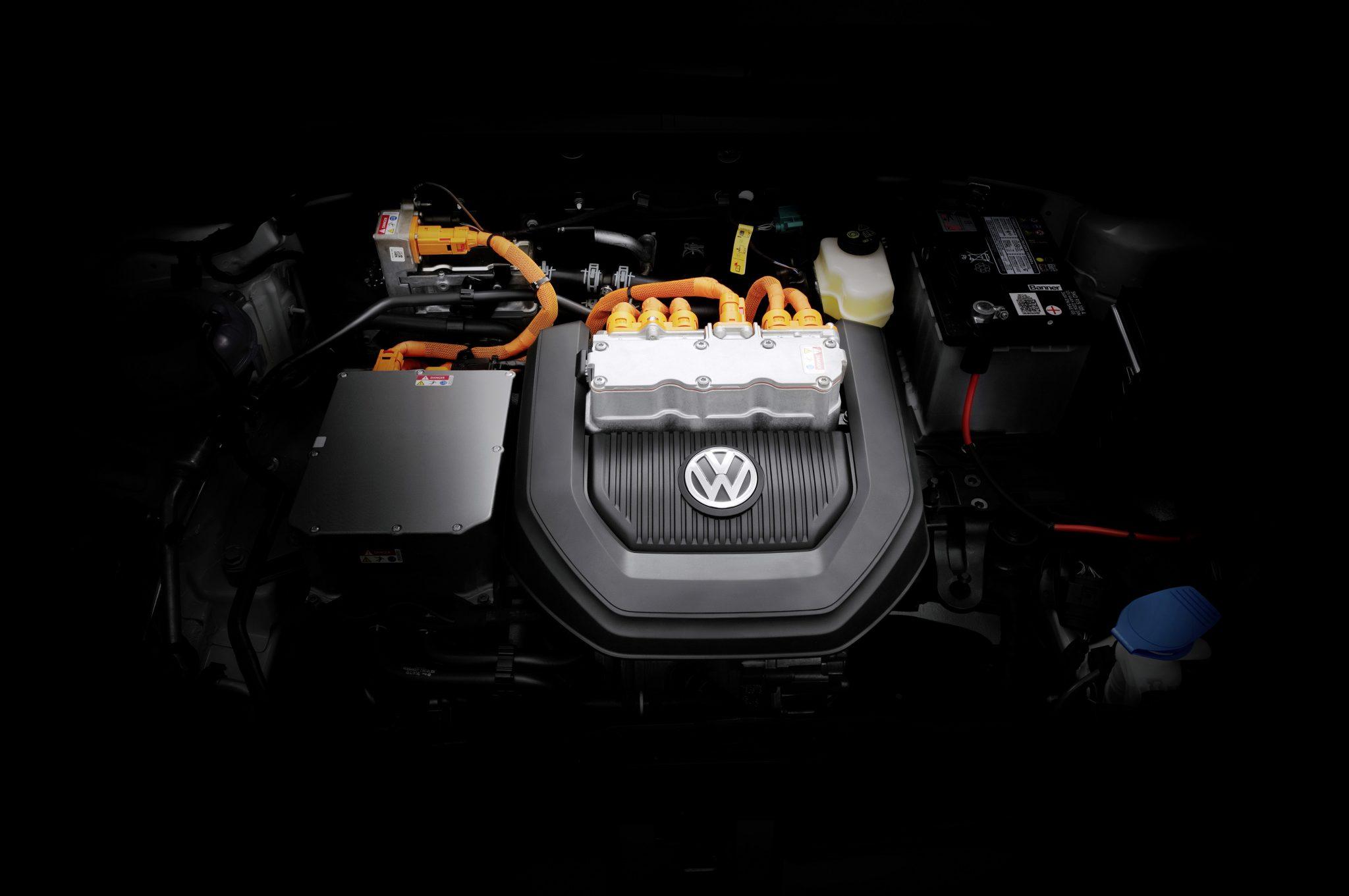 2015 Volkswagen eGolf