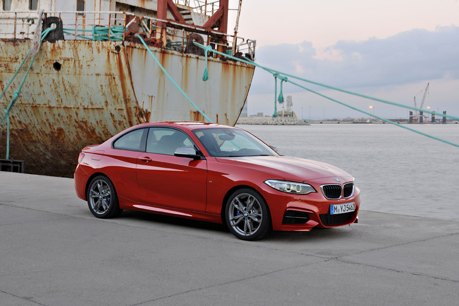BMW 2 Series Teaser Video