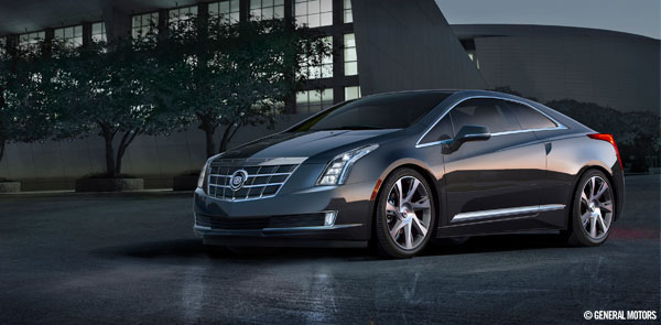 Cadillac looking to expand their luxury EV lineup after the success of the ELR.