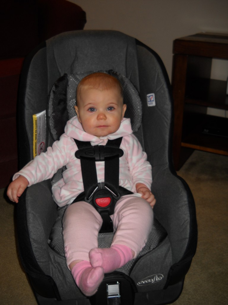 Evenflo Tribute Car Seat Review