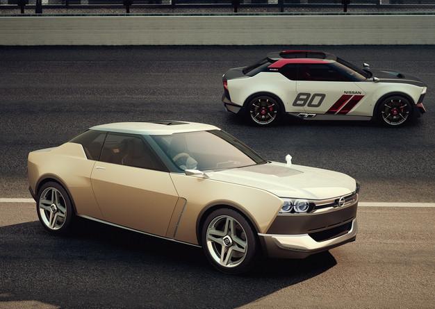 Nissan IDx Freeflow and IDx NISMO Concepts