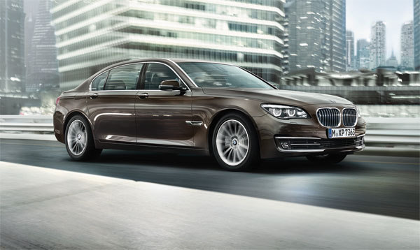 What Your Car Says About You 7 Series