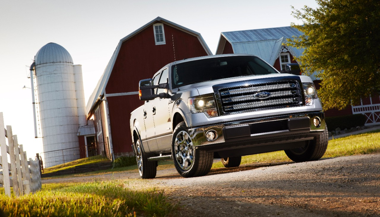What Your Car Says About You F-150