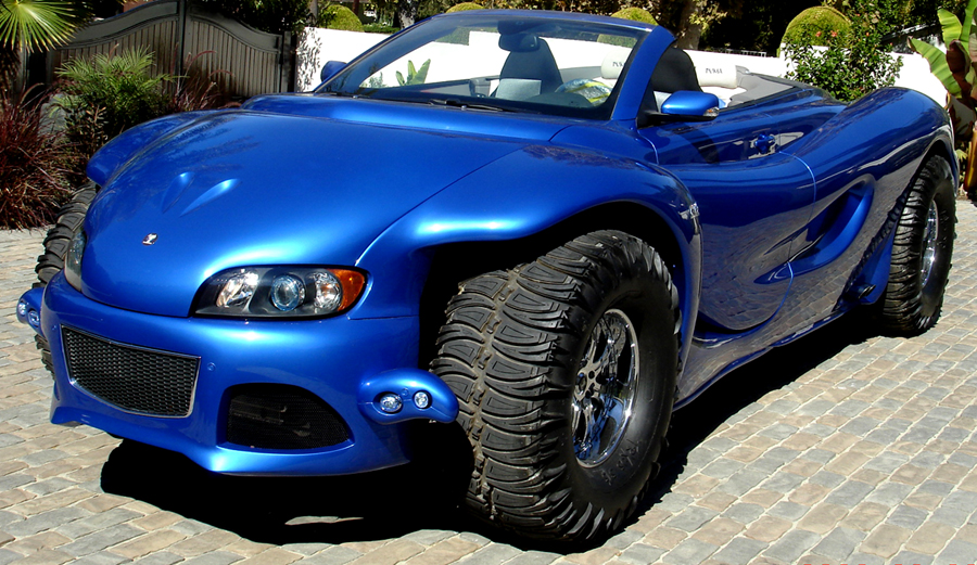 10 scariest cars in the world