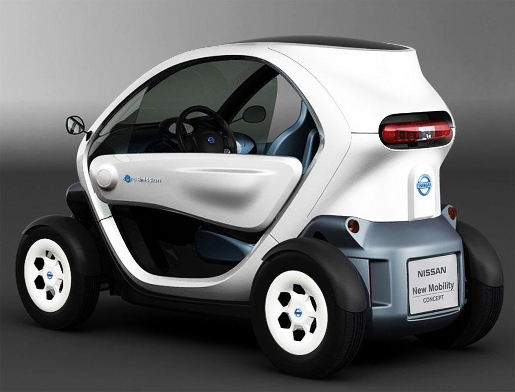 Nissan Choimobi New Mobility Concept