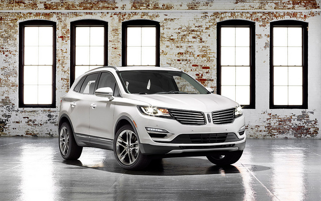 Lincoln-MKC-pricing