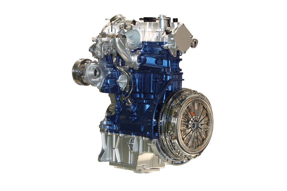 Ford 1.0-liter EcoBoost Engine