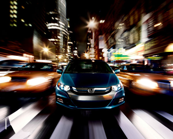 Honda Insight History