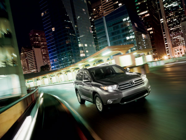 Toyota Highlander History