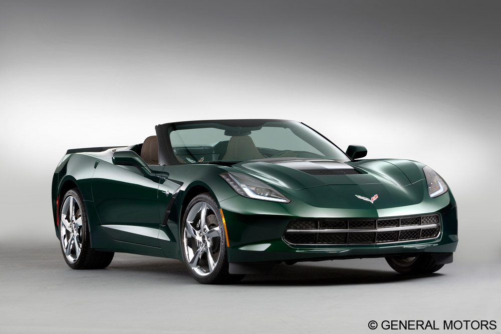 Corvette Stingray gifts