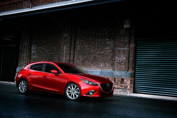 2014 Mazda3 Best Compact Car