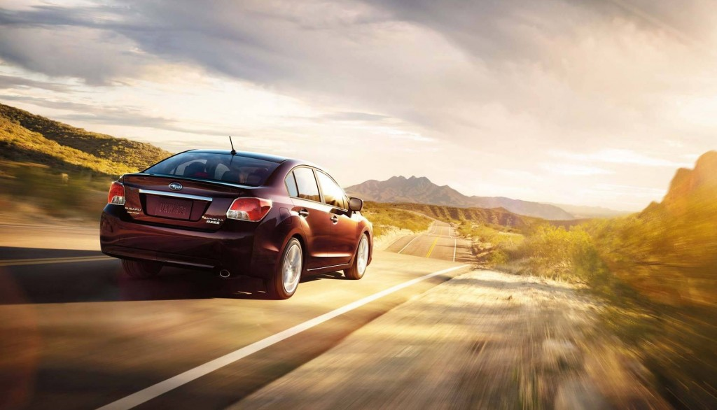 2014 Subaru Impreza Review