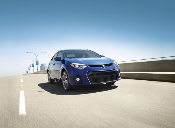 2014 Corolla NHTSA rating