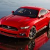 2015 Ford Mustang European reservations