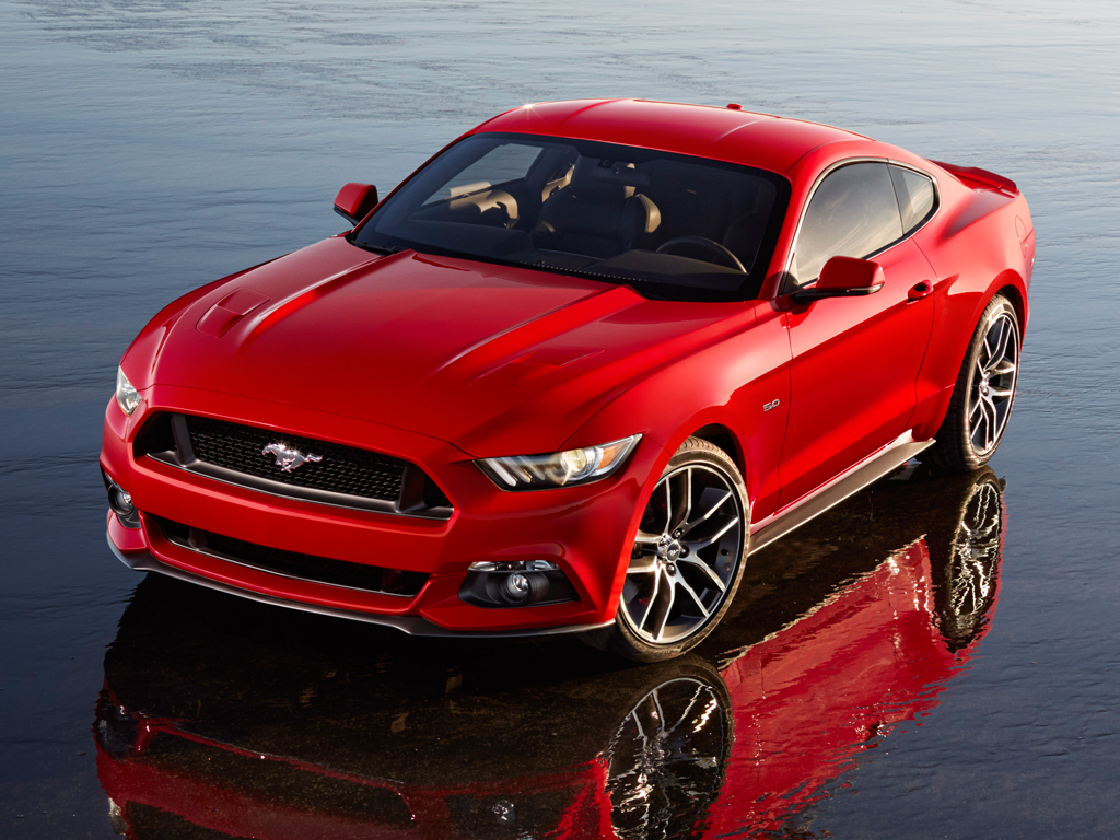 2015 Mustang Pricing Information