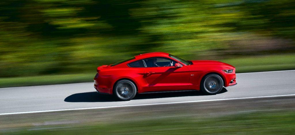 Mustang Tech