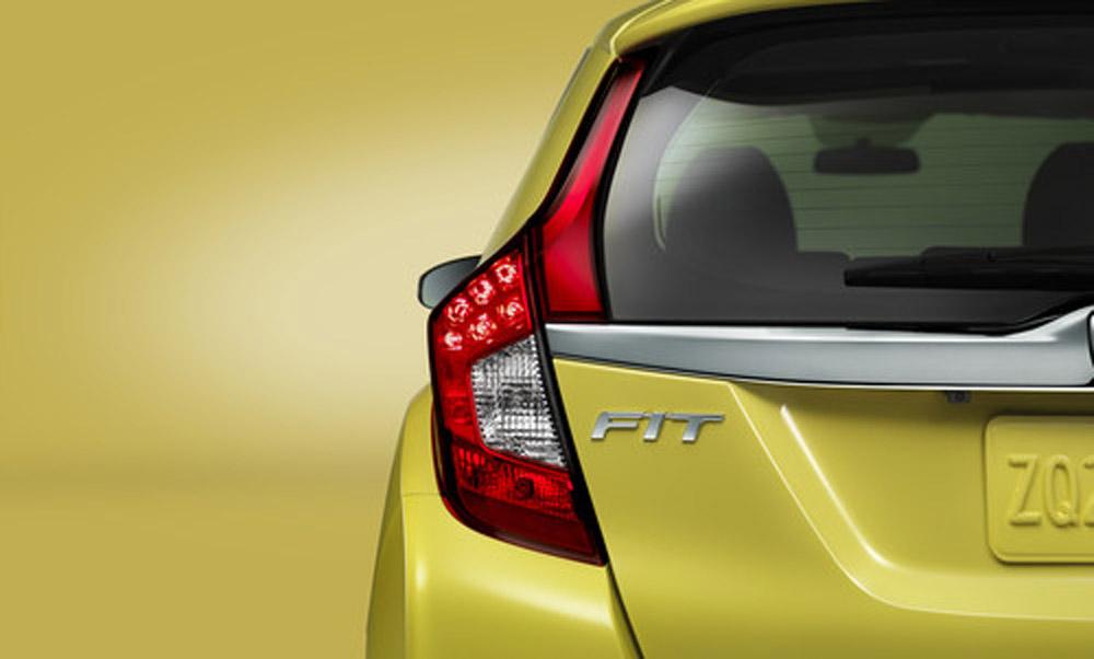 Honda Fit unveiling