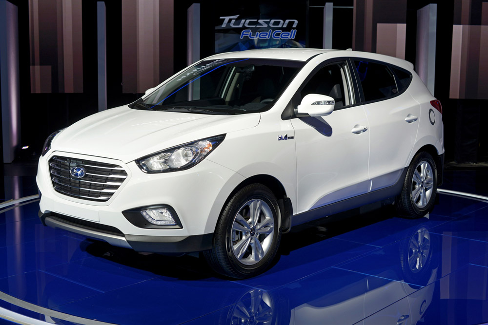 Hyundai Intrado fuel-cell concept