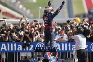 Sebastian Vettel and the RB9