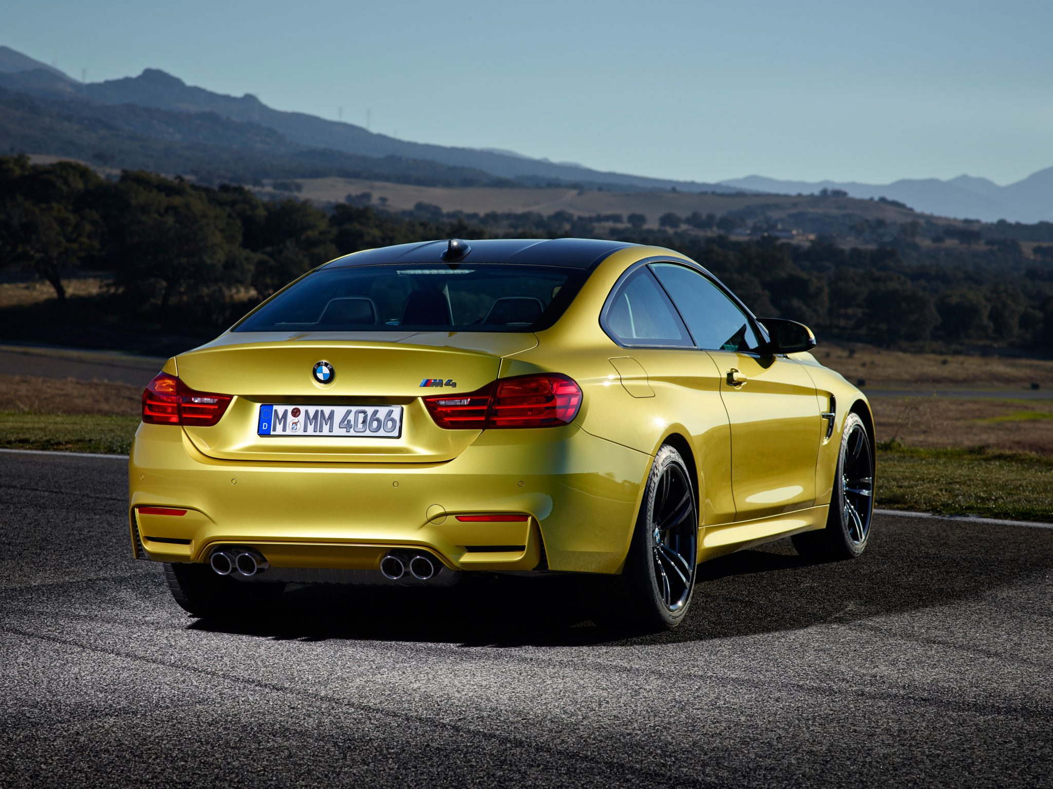 2015 Bmw M4 Overview The News Wheel
