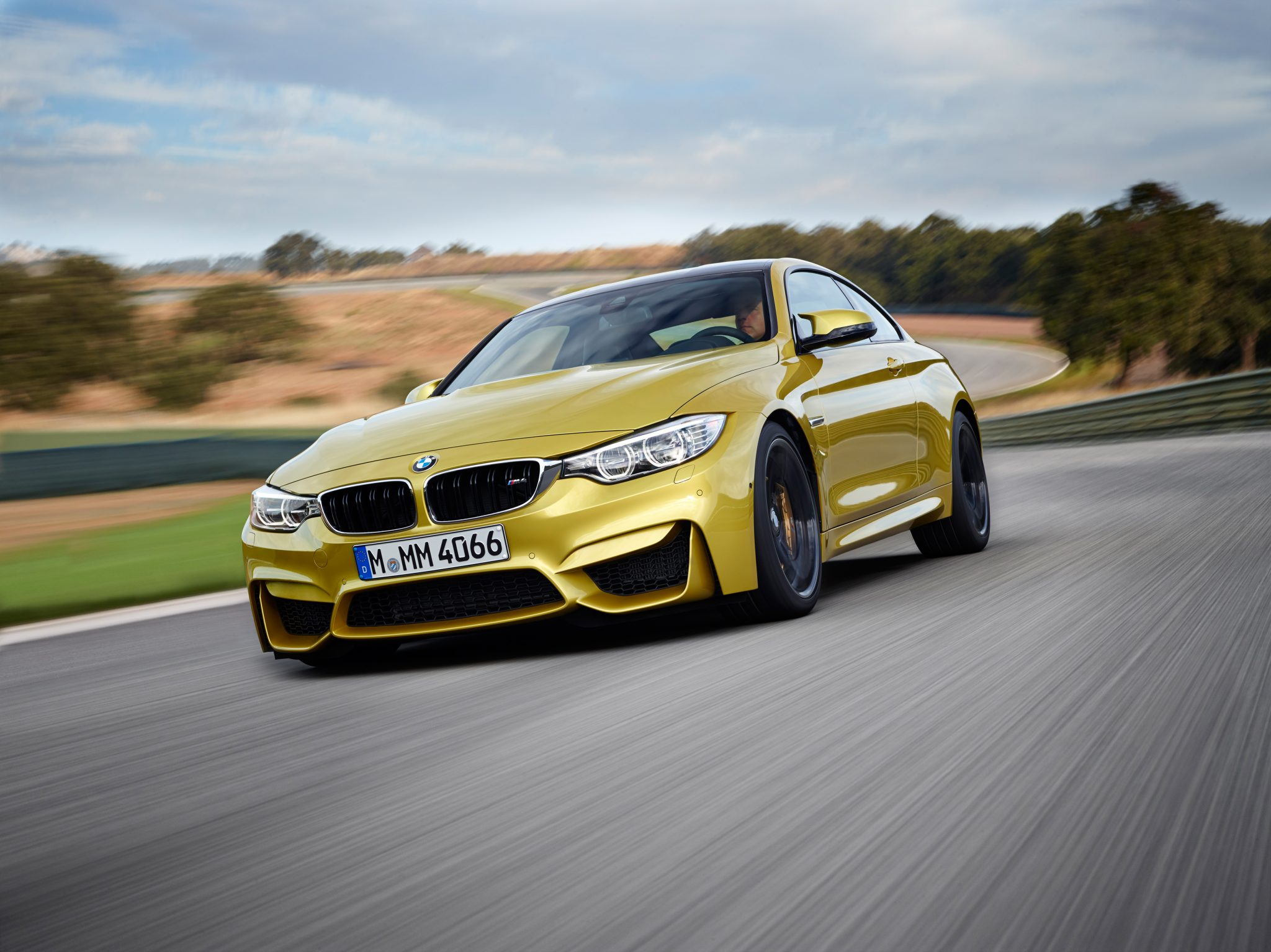 BMW M4 Coupe s The News Wheel