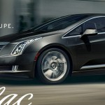 Cadillac ELR color options - Black Raven