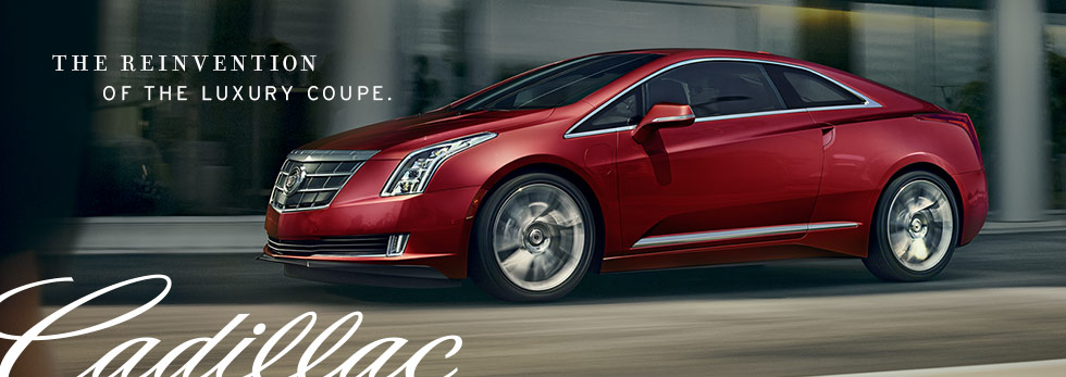 Cadillac ELR color options - Crystal Red Tintcoat