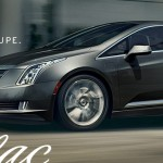 Cadillac ELR color options - Graphite Metallic