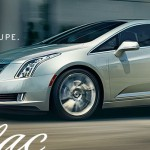 Cadillac ELR color options - Radiant Silver Metallic