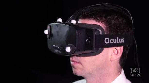 Ford Uses Oculus Rift