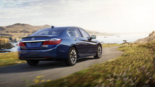 2013 Honda Accord Sedan Overview