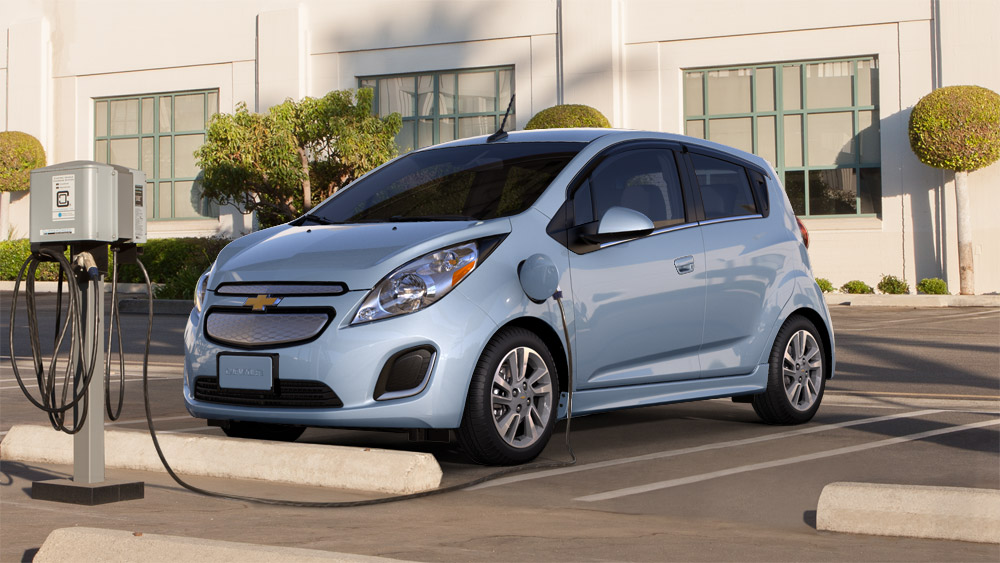 2014 Chevy Spark EV the Most Fuel Efficient Vehicle You Can Buy in the U.S.