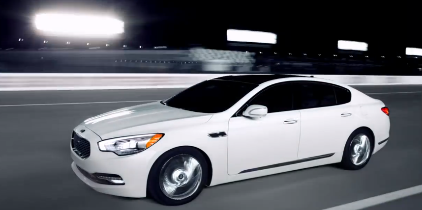 First Kia K900 TV Spot