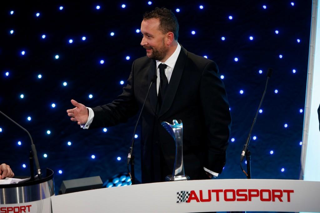 Nissan GT Academy Wins Autosport Award